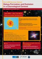 Galaxy Formation and Evolution in a Cosmological Context