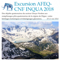 Excursion AFEQ-CNF INQUA 2018